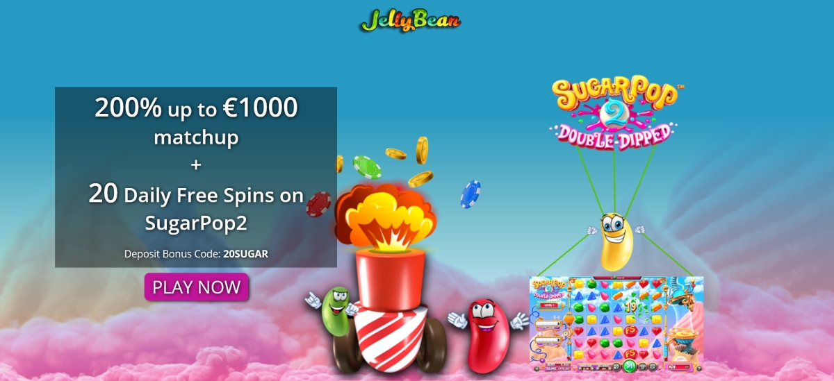 Jelly Bean Casino Games And Slots Review